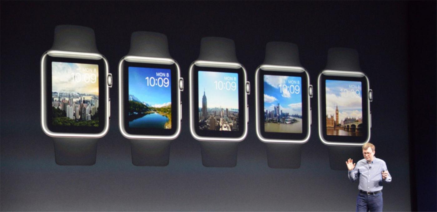 苹果正将iOS上的主要功能全部搬运到Apple Watch上
