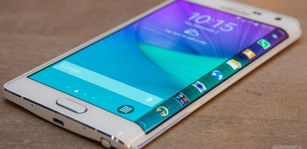 【今日看点】Galaxy Note Edge 会让曲面侧屏成为主流吗