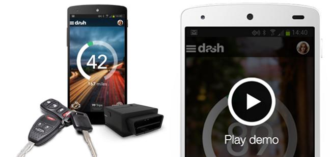 """用数据改变生活 Dash帮你把汽车搬到""""云端"""""""