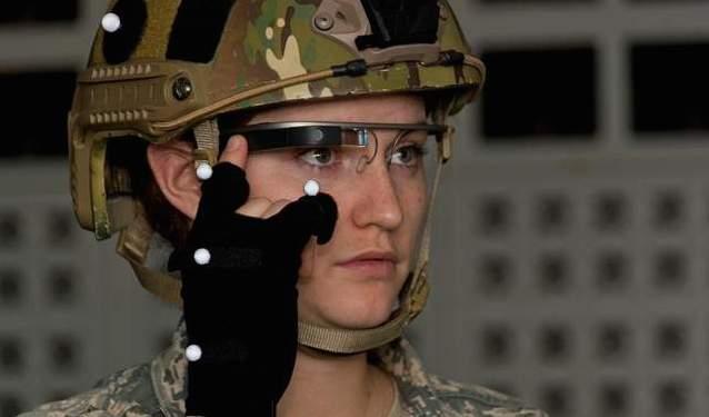 美士兵因戴谷歌眼镜成瘾入院 | 极客早知道 2014 年 10 月 16 日