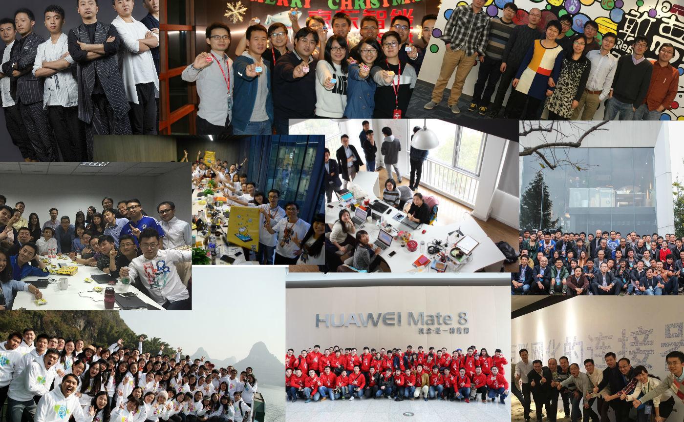 2015年,TA们的努力、成长与辉煌,你看见了吗?