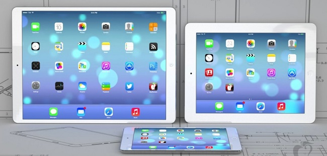 更大的iPad来了 | 极客早知道2013年11月18日