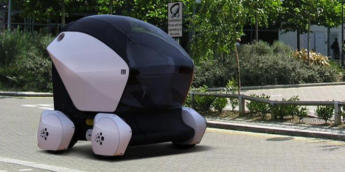 无人驾驶,明年就看英国的了 | 极客早知道 2014 年 12 月 5 日