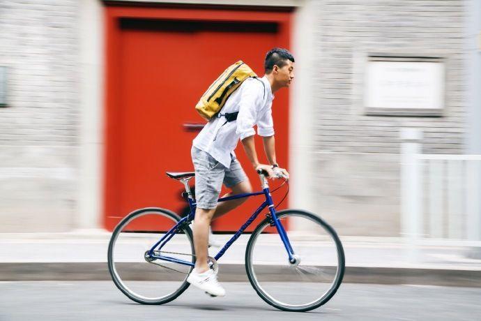 张向东和 700Bike :30 来岁,我意识到不能白爱一回自行车