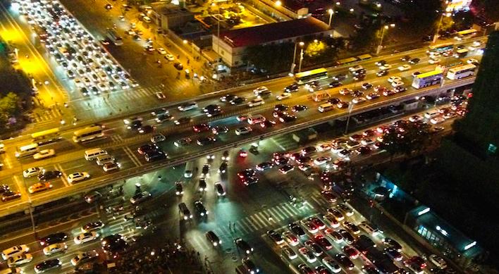 交通大数据如何帮助你躲避20%的拥堵路段