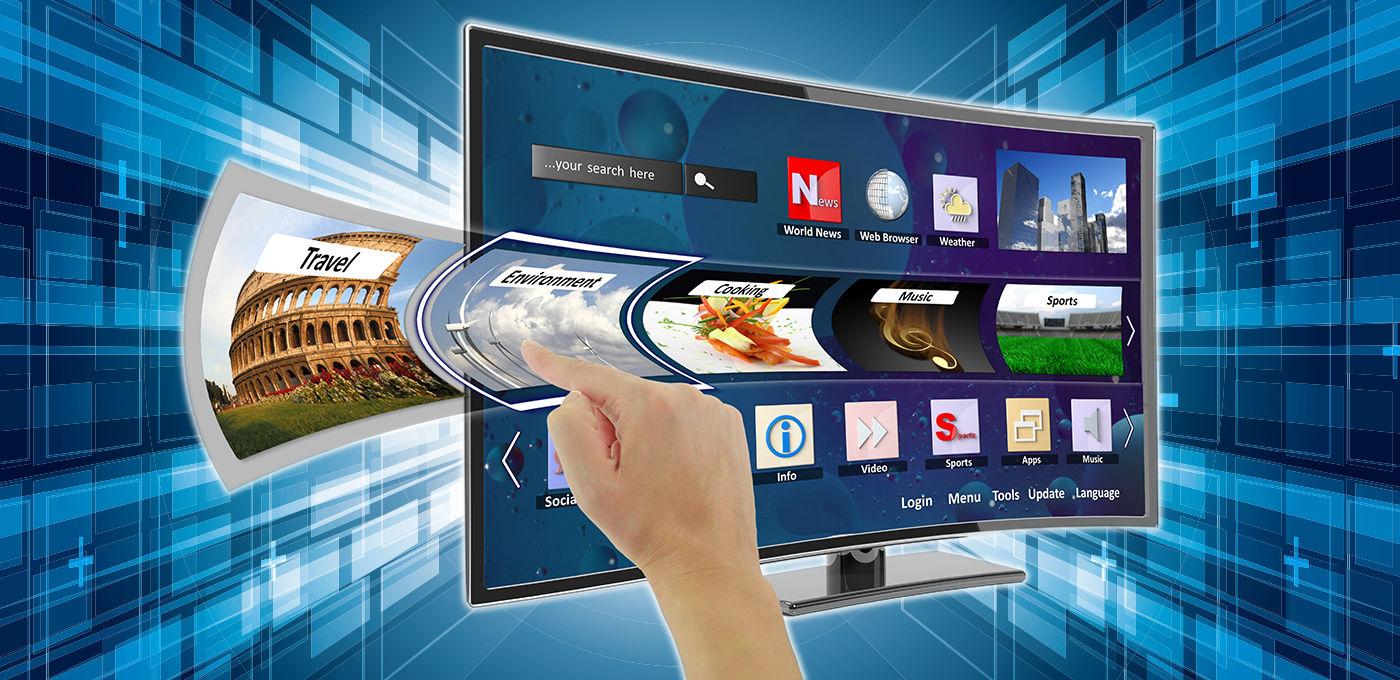 iPad Pro 还满足不了你?电视那么大的触控屏总该够了吧!