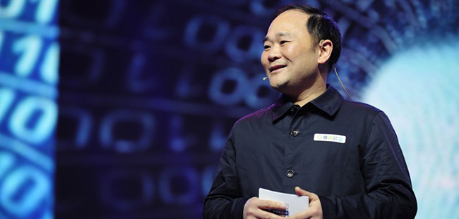 吉利董事长李书福:把极客精神注入传统的汽车产业