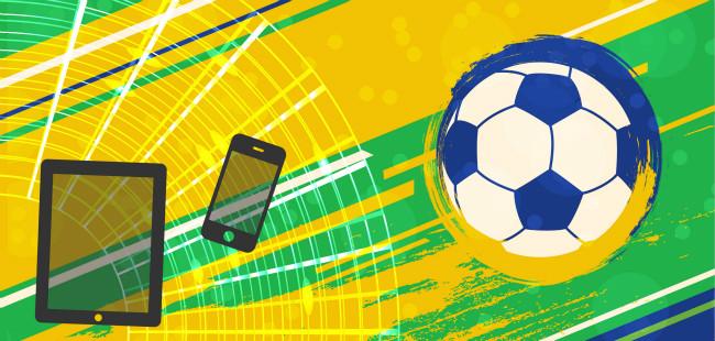指尖上的新体验——移动互联时代的世界杯