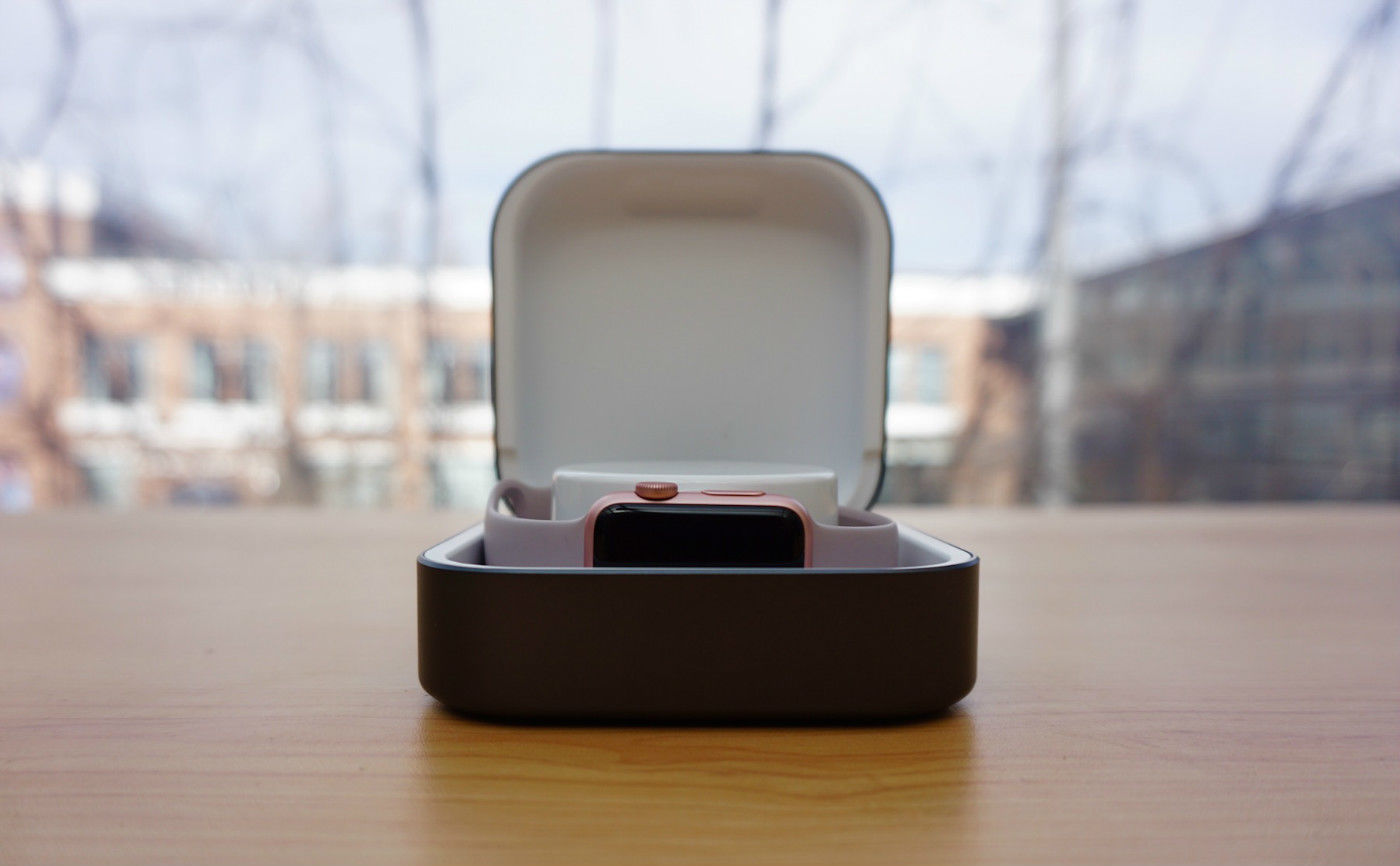 Amber 评测 | 这是你唯一需要的 Apple Watch 配件