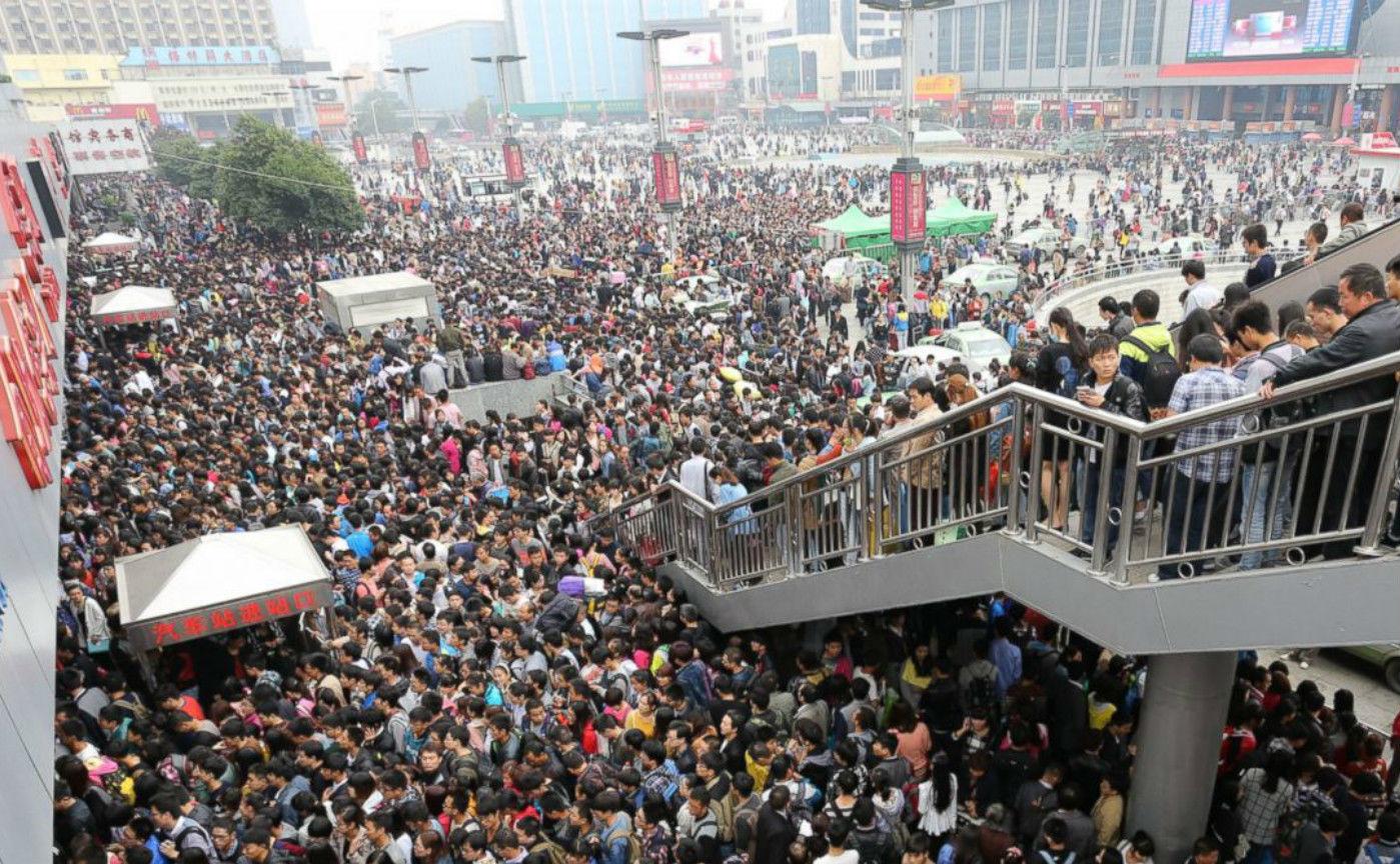 预测人群流向:他的这项技术能知道朝阳群众们都要去哪儿
