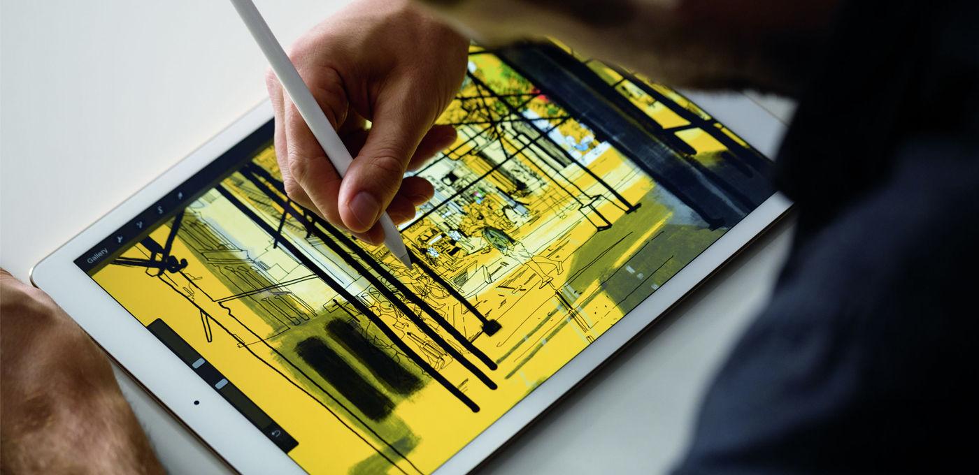 Apple Pencil 真真儿的是设计师之选吗?