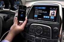 以手机为中心的智能汽车