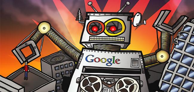 Google机器人将会统治世界吗?
