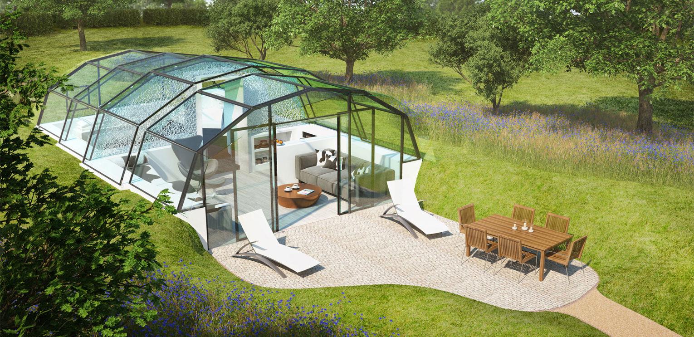 未来房屋「光子空间」让你像上帝一样自由控制光线