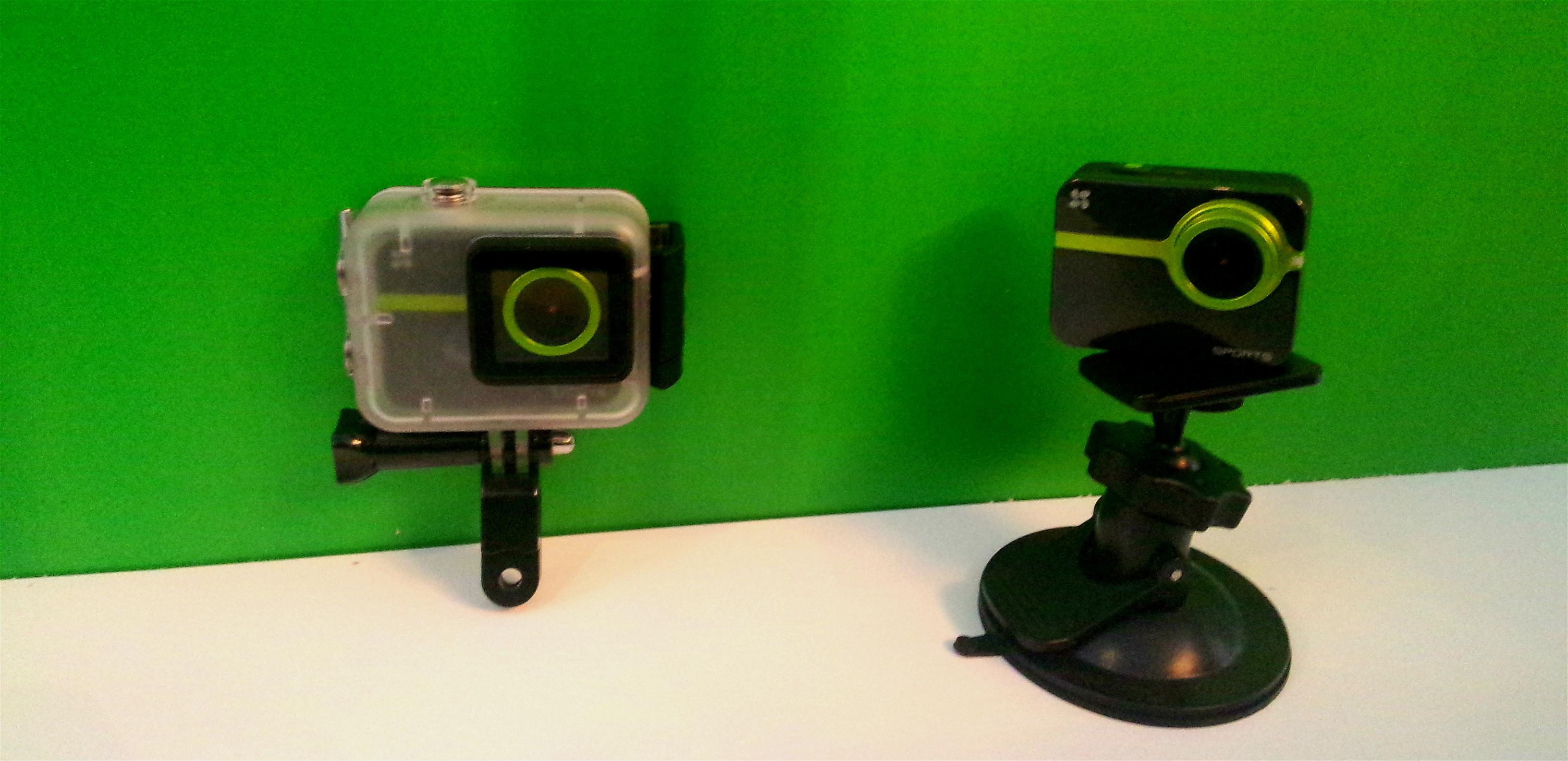 萤石 S1 :要挑战的并不是 GoPro