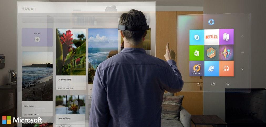 预告 | 黑科技的碰撞,微软HoloLens与沃尔沃汽车达成合作