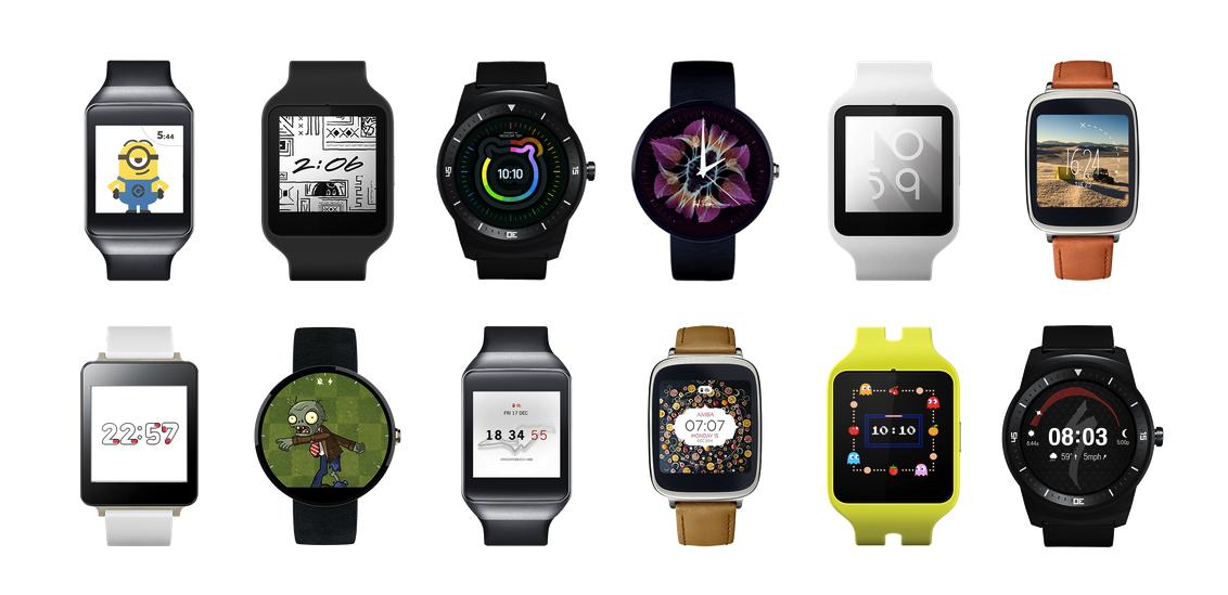 2015 预测:Android Wear 深层推动,智能手表迎来爆发年