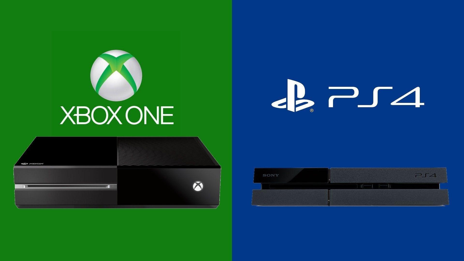 两年之后,再看 PS4 和 Xbox One 的游戏主机之战