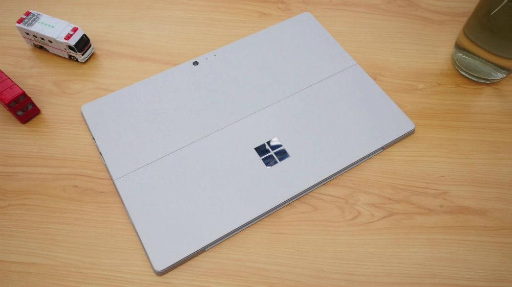 视频丨最佳生产力工具?Surface Pro 4上手体验