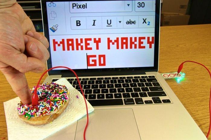Makey Makey GO:一个激发创造力的小玩具