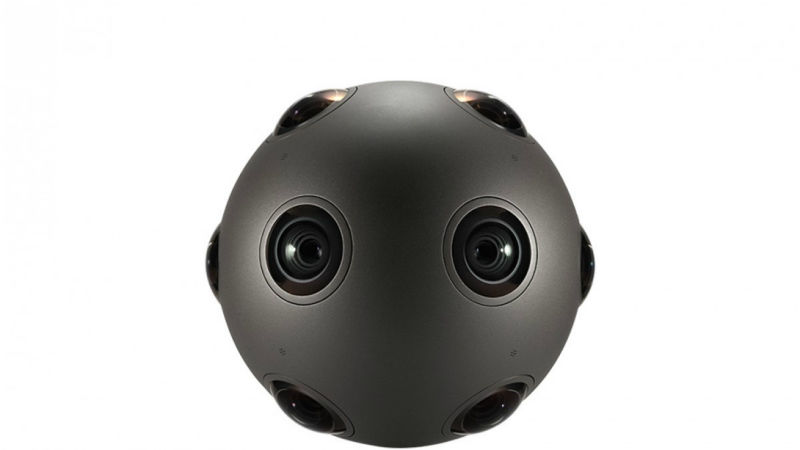 Nokia 的 VR 摄像机终于开卖了,售价 6 万刀