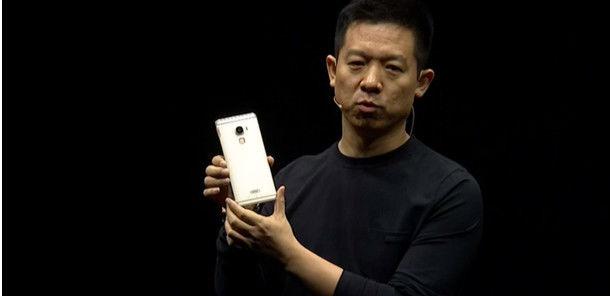 那个被炒的火热的乐视超级手机发布了