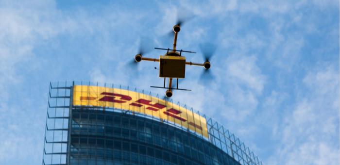 【今日看点】德国的无人机送快递,有什么好炫耀的