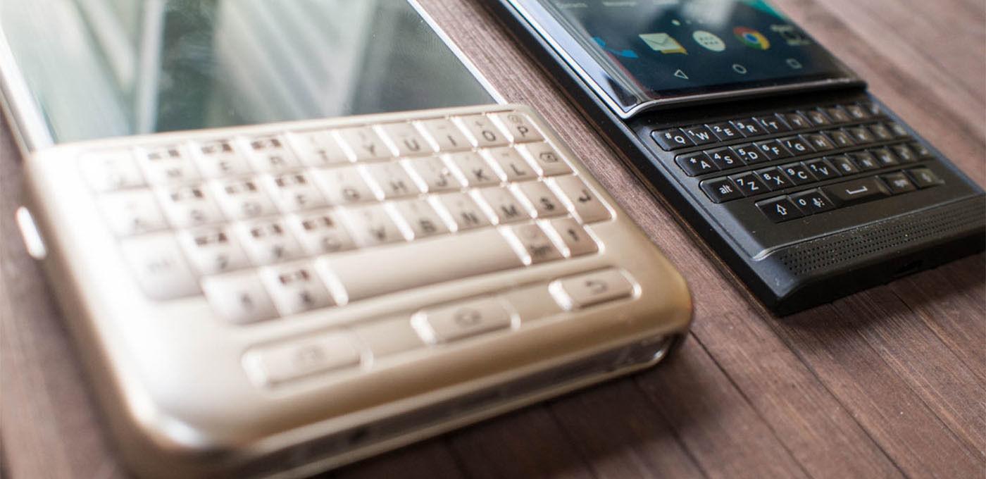 黑莓教学三星现场:如何做一款优秀的实体键手机
