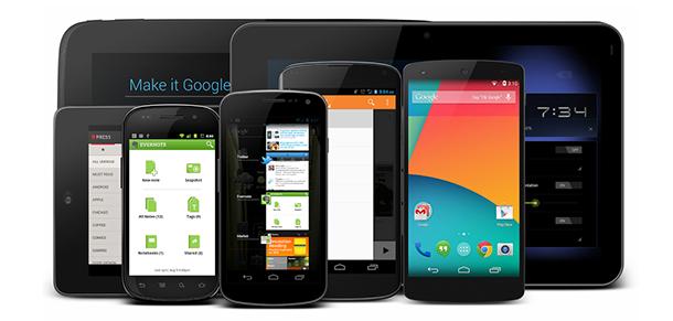 生而不凡: Android Design 的前世今生 —— 巨人之子的成长历程