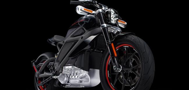 不用上牌的哈雷来了:电力驱动摩托 Project LiveWire
