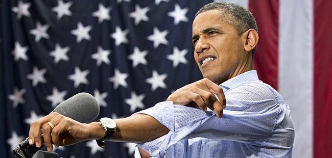 奥巴马让扎克伯格很不爽  | 极客早知道 2014 年 3 月 14 日
