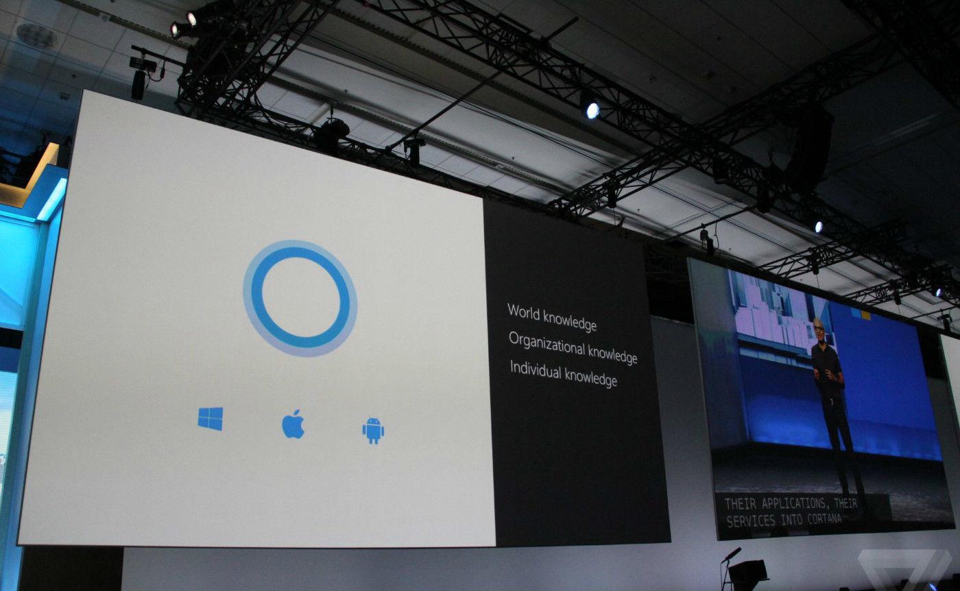 Win 10 是微软的现在,但 AI 机器人才是微软的未来