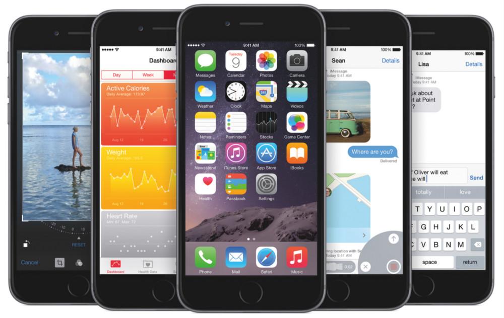 【每周产品更新】那些为iOS 8优化的优秀应用们