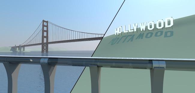 开源交通系统 Hyperloop:忽悠还是未来