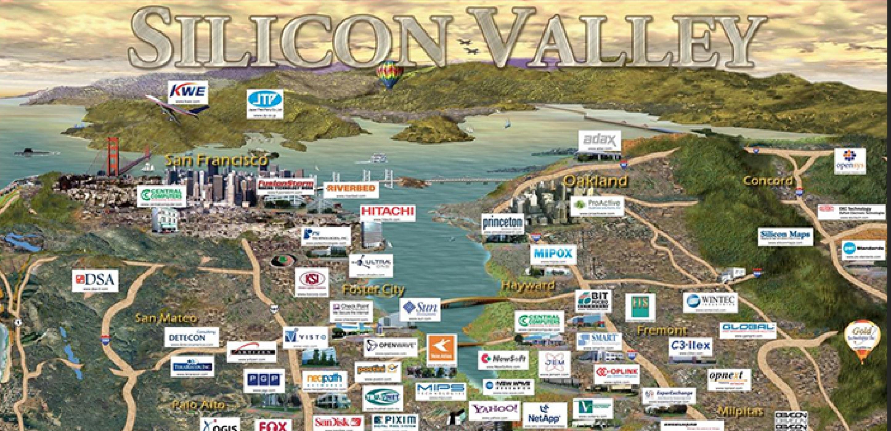 别错过!极客公园的「硅谷周」