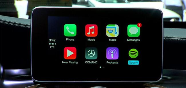 CarPlay带来的汽车导航体验上的变革