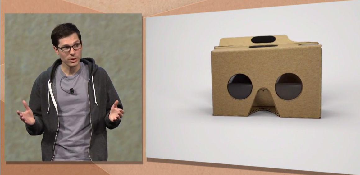 更大尺寸的 Cardboard ,更接「地气」的 VR 体验