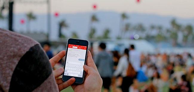 手机没有网络也能聊天?FireChat可以!
