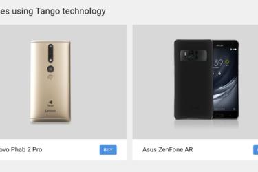 Google 推出对抗苹果的 ARCore,下一代手机交互已经初见端倪