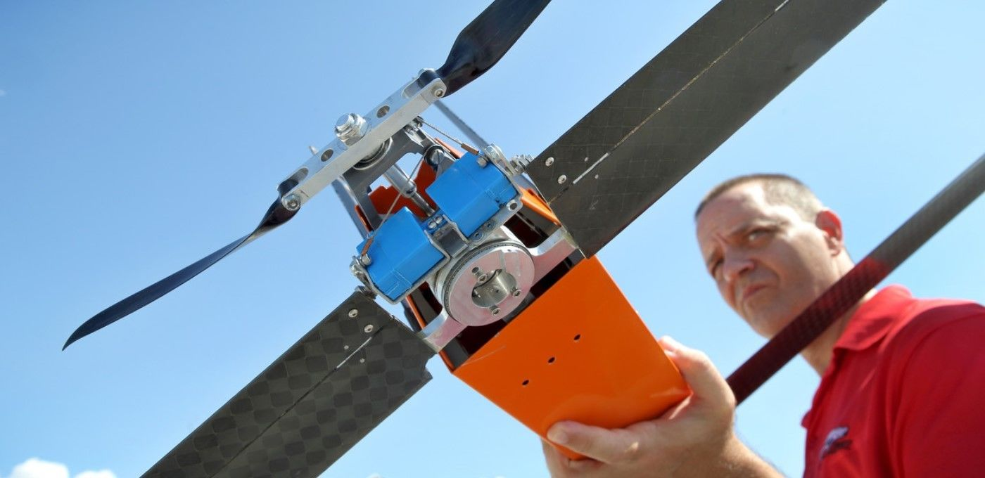 美军的 LOCUST 项目想让无人机像昆虫一样集群飞行
