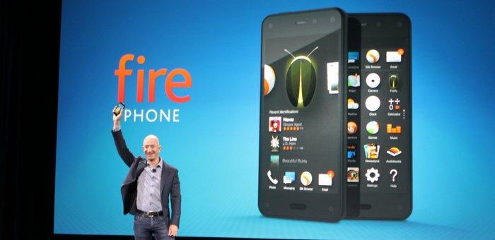 【外媒头条】亚马逊 Fire Phone 降价之后
