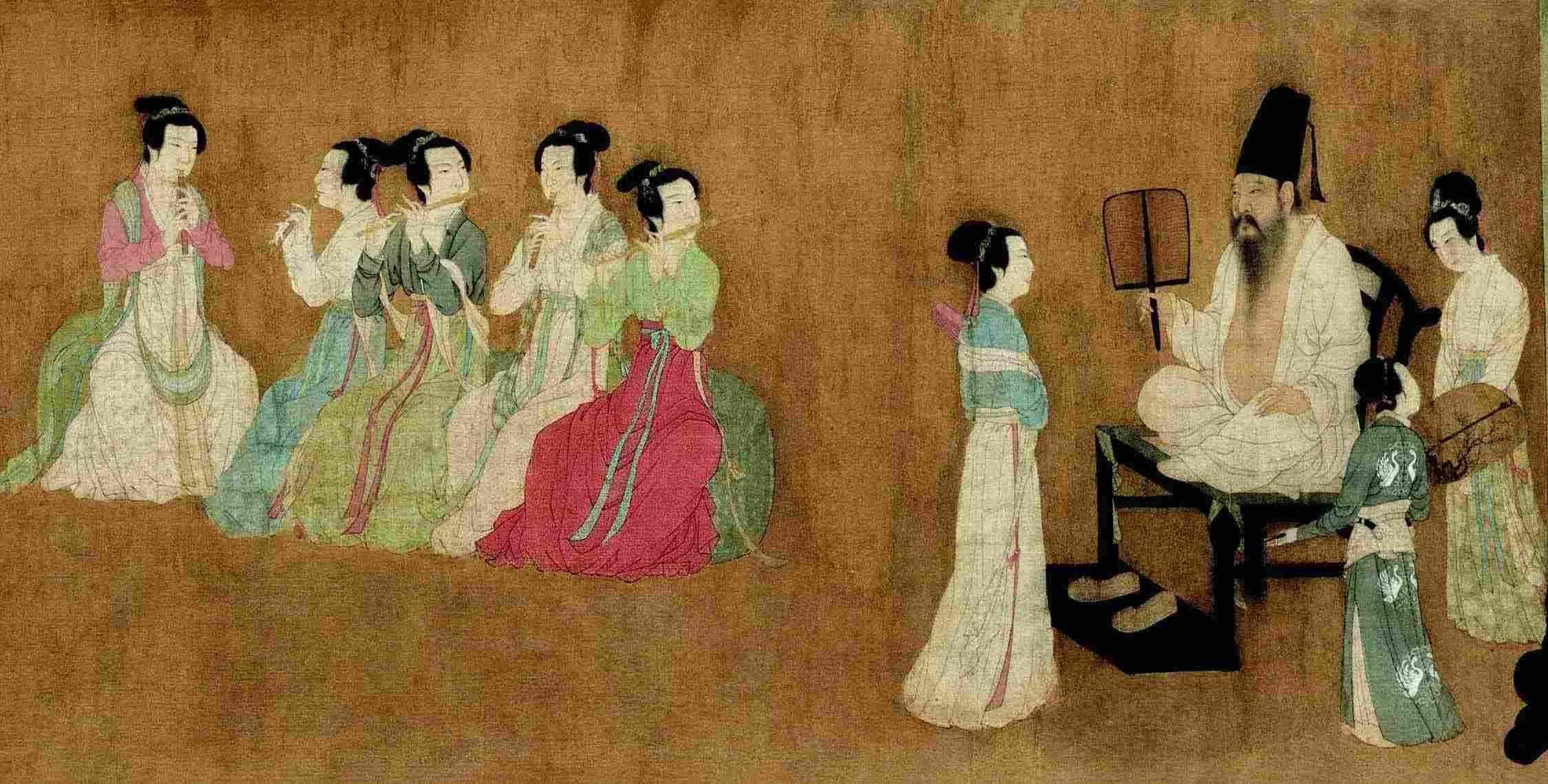 《韩熙载夜宴图》和故宫的数字野心