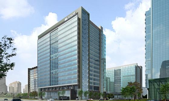 中关村微软大厦 • 北京