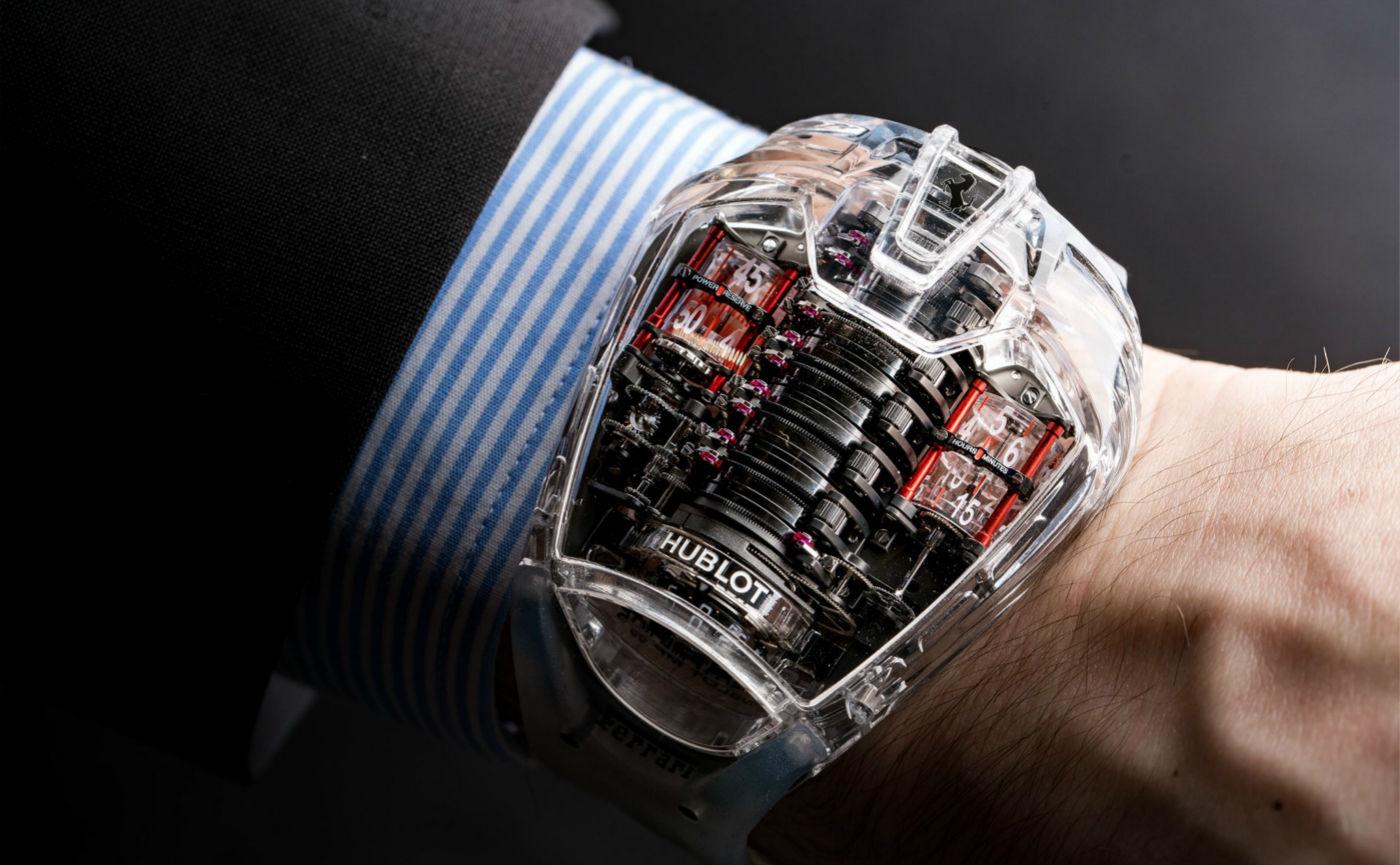 在这 27 款手表面前,智能手表只是「小打小闹」