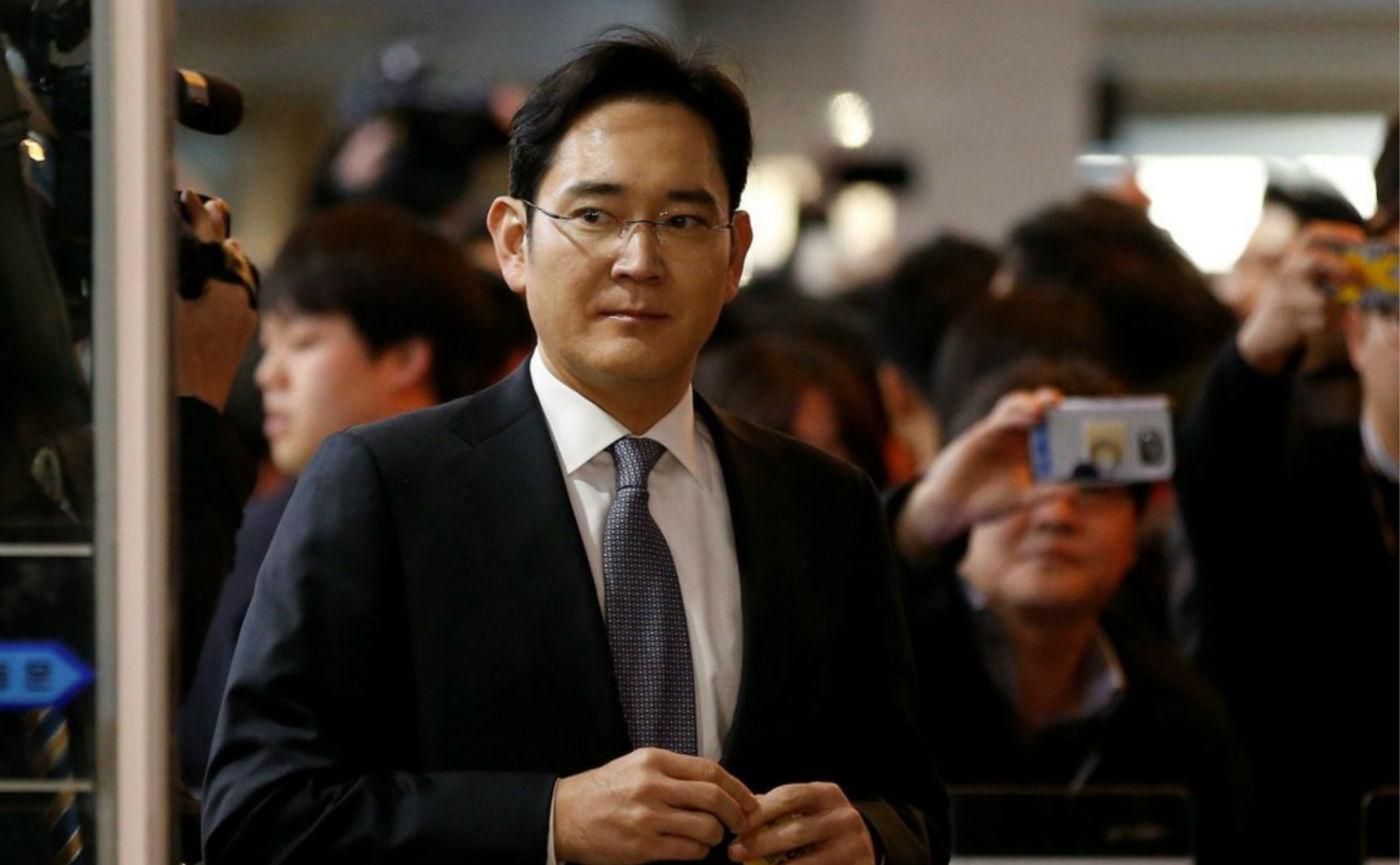 受朴槿惠闺蜜干政事件牵扯,三星电子副会长李在镕已被警方批捕 | 极客早知道 2017 年 2 月 17 日