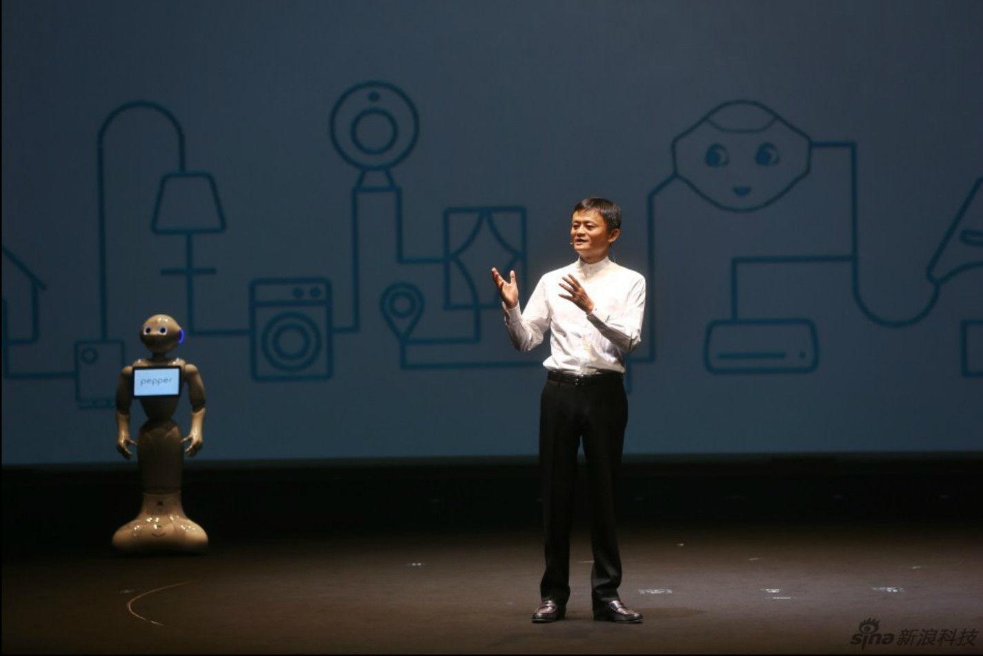 阿里富士康入股软银旗下机器人公司| 极客早知道 2015 年 6 月 19 日
