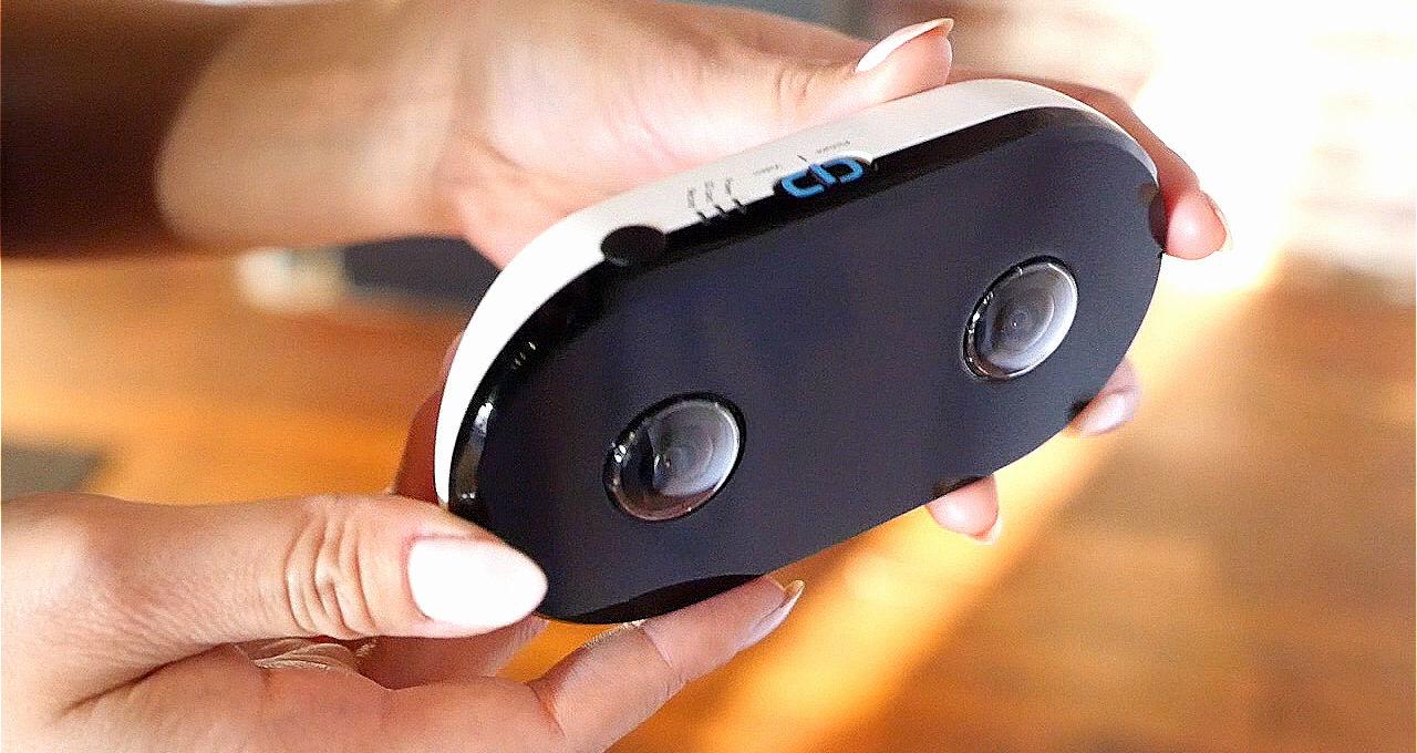 视频|你愿意花300美金买一台虚拟现实摄影机吗?
