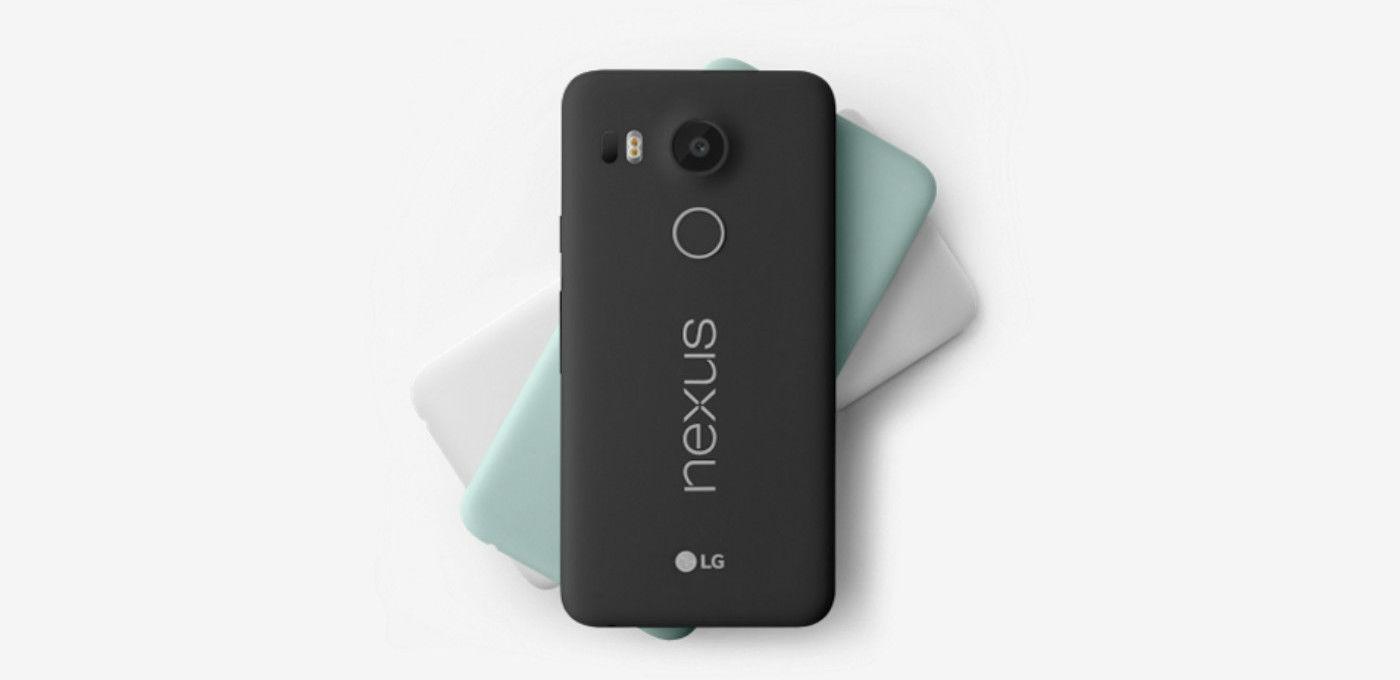 补足短板后,新 Nexus 手机终于不再打酱油