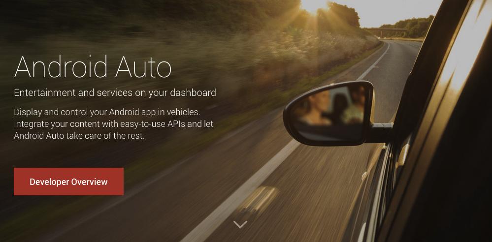 【外媒头条】横扫智能机的安卓,能靠Android Auto占领汽车吗?