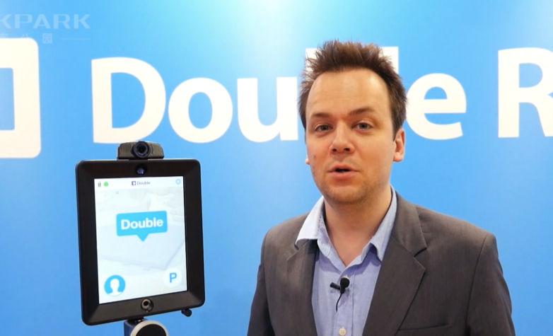 专访 Double Robitics:这款滚来滚去的机器人会是下一个办公利器么?
